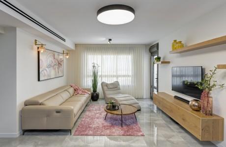 פרויקט דירת 5 חדרים